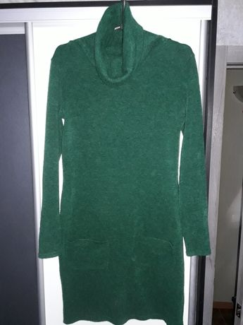 Женское тёплое платье