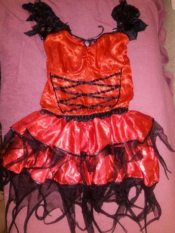 Прокат платье на Хэллоуин, карнавальный костюм