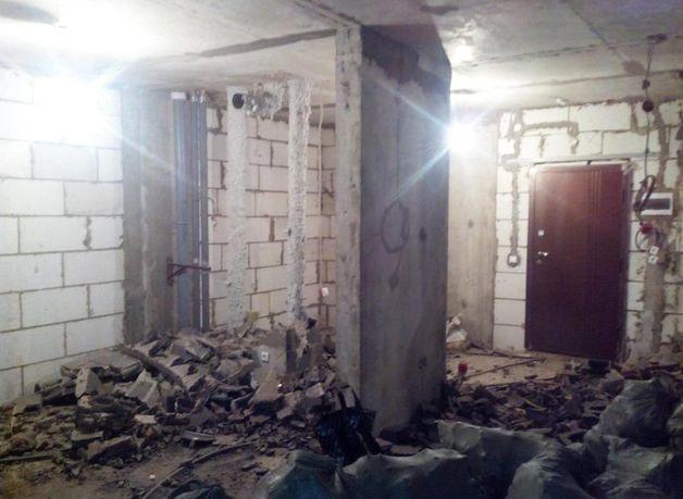 Демонтаж домов вывоз мусора капитальное строительство ремонт квартир