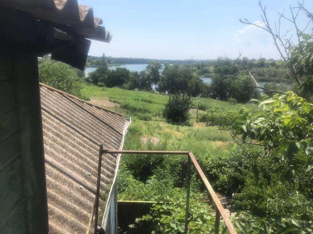 Срочно продам участок с домом у реки