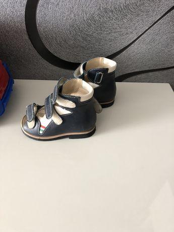 Ортопедические сандали 13.5 см