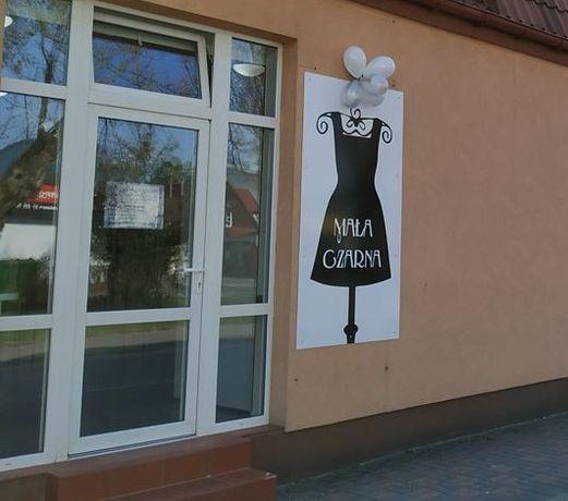 Szyld reklamowy/tablica z nazwą sklepu