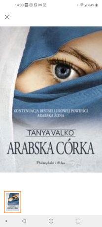 Arabska córka- Tanya Valko