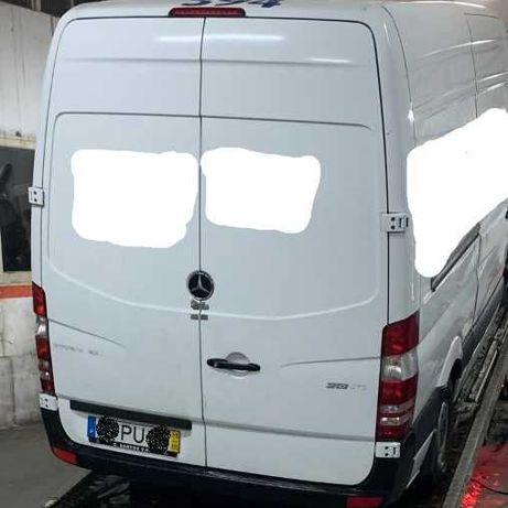 Porta Tras Esq/Drt Mercedes Sprinter W906