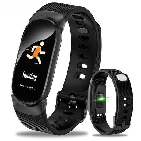 Smart Watch inteligentny sportowy zegarek z pulsometrem