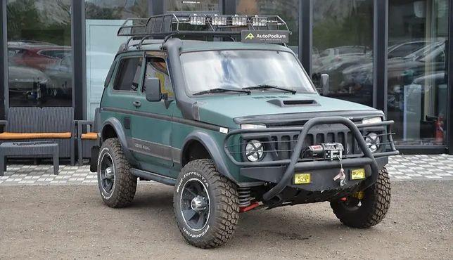 ВАЗ 2121 1.9 Diesel 1980