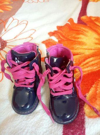 Деми ботинки, сапожки Clibee