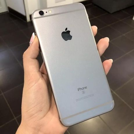 Iphone 6S PIus 64 GB Space Gray