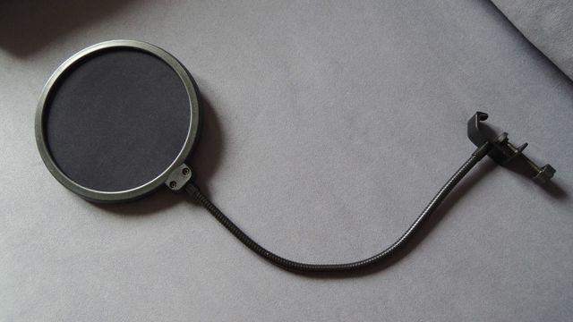 Studyjny Pop Filtr Mikrofonowy - PS-1