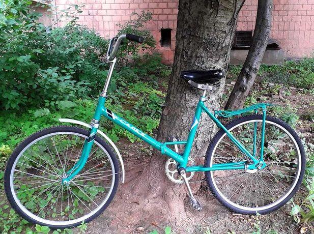 Велосипед Салют С (складной)