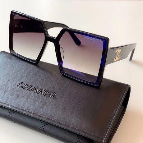 HIT Okulary przeciwsłoneczne Chanel 55690 NOWE, oryginalne opak. cert.