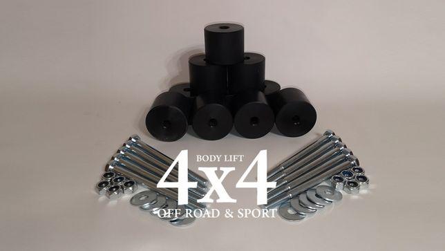"""2"""" Body Lift KIt - Trooper/Monterey/Jackaroo 3 Door SWB"""