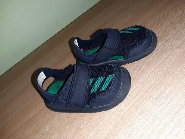 Sandały adidas chłopięce 21