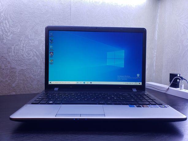 Продам игровой ноутбук Samsung NP350V5C (i5-3210m/4Gb/HD7600M)