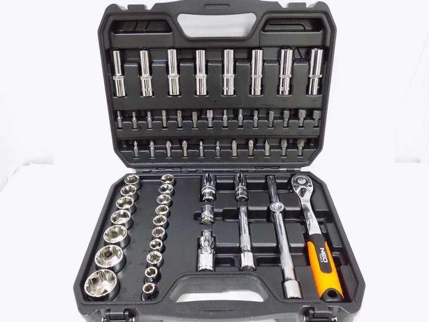 Zestaw Neo Tools 52 Elementy Walizka Jak Nowe