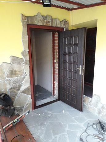 Входные двери,навесы, балконы