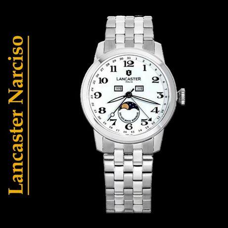 """Мужские часы LANCASTER """"Нарцисс"""" , Италия \в под. коробке\ оригинал"""