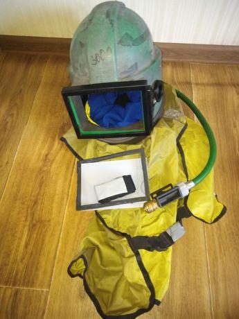 Защитный комплект для пескоструйной обработки