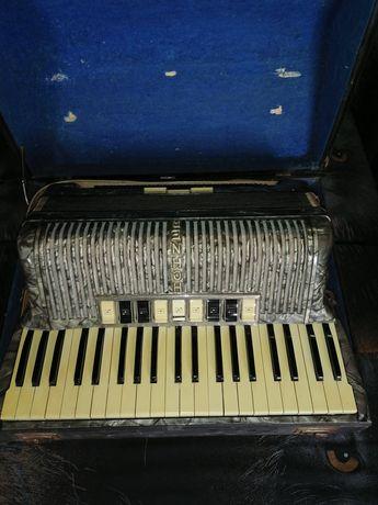 Hohner Verdi III M 120 b Niemiecki akordeon