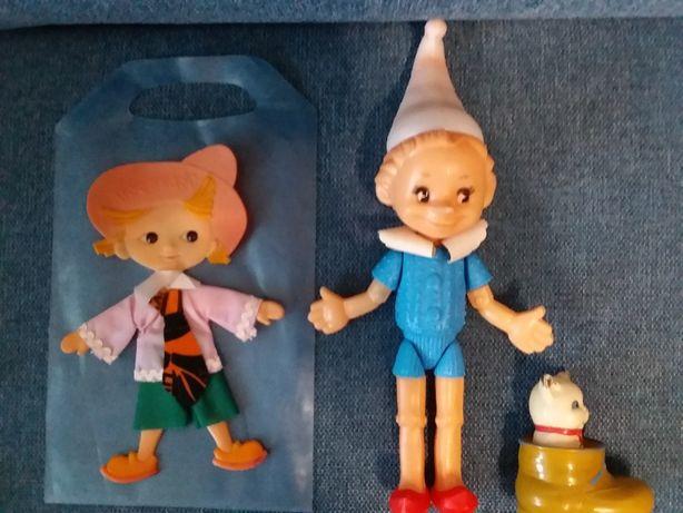 Игрушки СССР в коллекцию