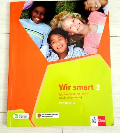Wir smart 2 j.niemiecki kl.5 podręcznik +2 płyty CD + ćwiczenie gratis
