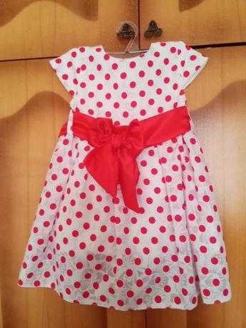 Платье для маленькой модницы.