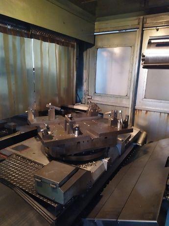 Centrum obróbcze frezarskie CNC MAZAK H22