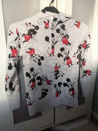 Bluza myszka Mickey Reserved r 146