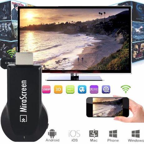 MiraScreen / Anycast = ChromeCast (youtube, facebook, netflix, mobdro)