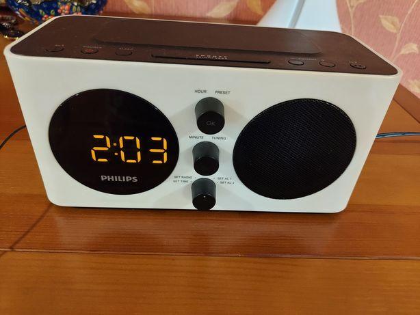 Радиочасы philips АJ6000/12