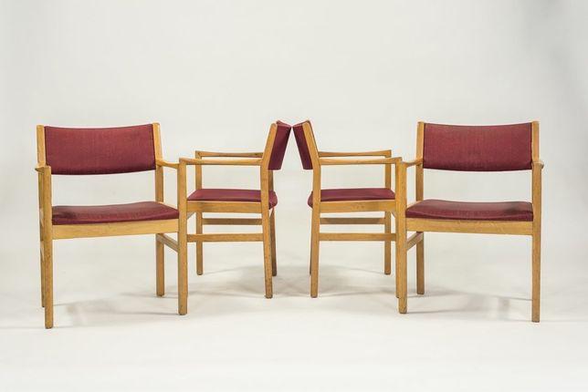 Cadeiras Jantar da Soro Stolefabrik - dinamarquesas nordicas vintage