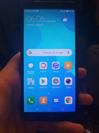 Huawei Y5 Stan Bdb