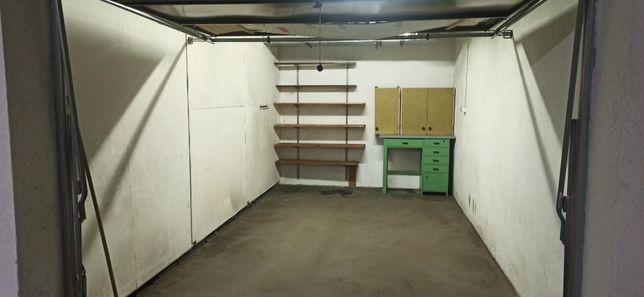 Wynajmę garaż w hali garażowej Naramowicka