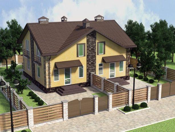 Дом 96 м.кв. с участком 8 соток.По цене Квартиры .