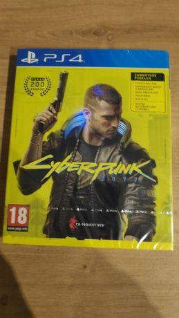 Gra PS4 Cyberpunk