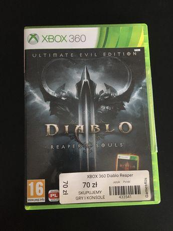 Xbox 360 gra Diablo Reaper of Souls