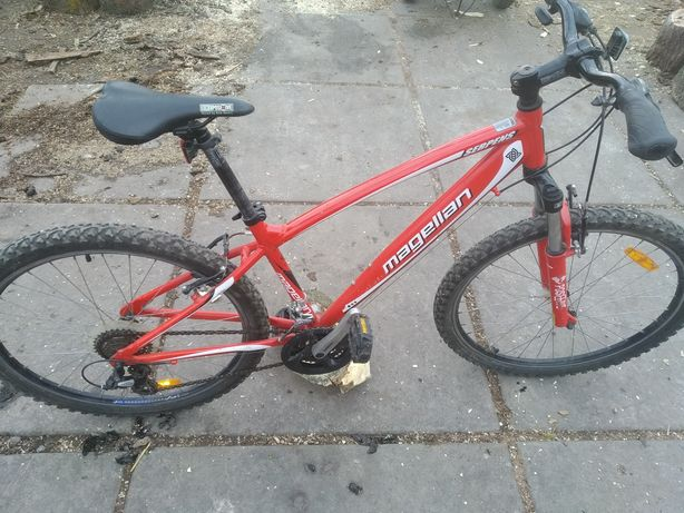 Велосипед Magellan Serpens