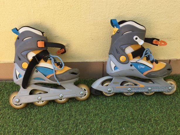 Brinquedos - patins em linha Nº 35
