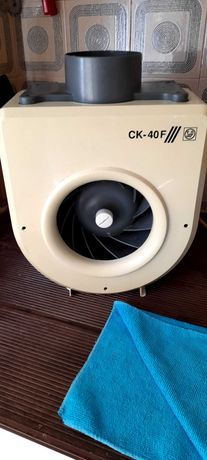 S&P Extrator de Ar Kit CK-40F 70W Usado