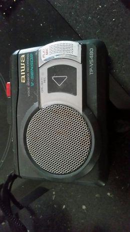 Aiva dyktafon odtwarzacz kaset walkmann TP-VS480