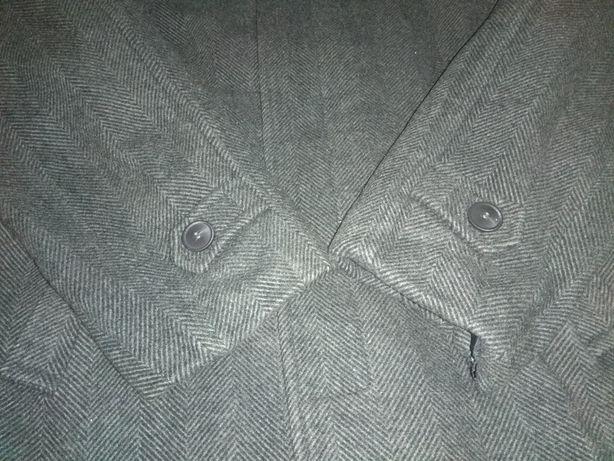 Płaszcz męski jesionka L