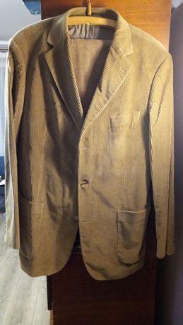 Чоловічий вельветовий костюм Sand (XL)