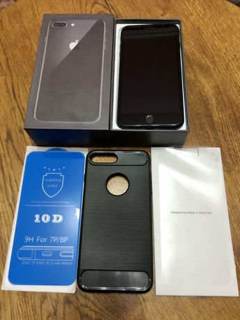 Iphone 8 plus 64gbb НОВИЙ
