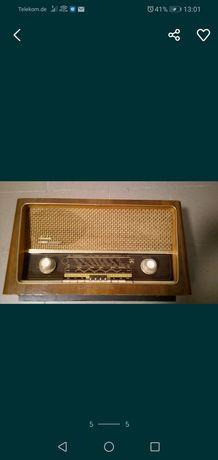 Radio lampowe grundig