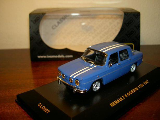 Ixo - Renault 8 Gordini