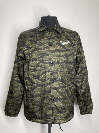 Оригинальная куртка ветровка Carhartt Strike Coach jacket размера М 48