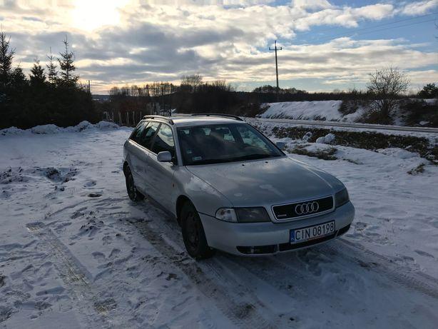 Audi a4 b5 2,5 150 km V6 quattro automat