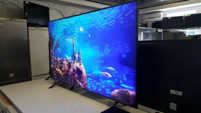 Samsung 55 дюймов. Телевизор Новый со Smart TV. Год гарантии