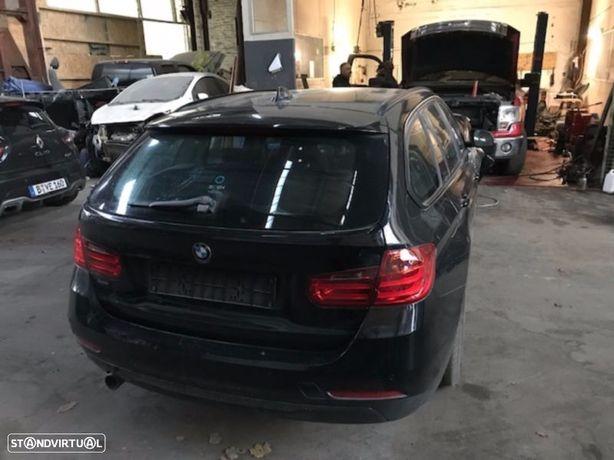 BMW Serie 3 F31 320d Parachoques Capon Oticas Guarda-lamas radiador Grelha