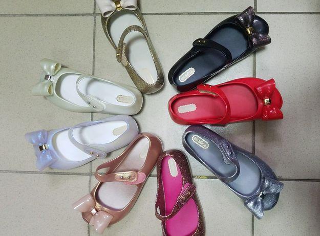 Mini Melissa новые туфельки туфли балетки оригинал есть опт все размер